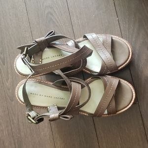 Marc By Marc Jacobs Wedge Sandals